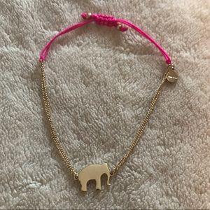 Stella & Dot Éléphant Expandable Bracelet